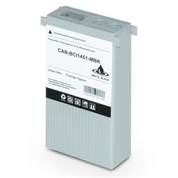 Logic-Seek  Tintenpatrone kompatibel zu Canon BCI-1451MBK 0175B001 XL Matt Schwarz