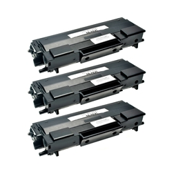Logic-Seek 3 Toner kompatibel zu Brother TN-4100 HC Schwarz