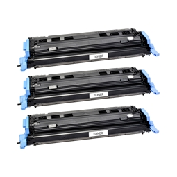 Logic-Seek 3 Toner kompatibel zu Canon Cartridge 707BK 9424A004 HC Schwarz