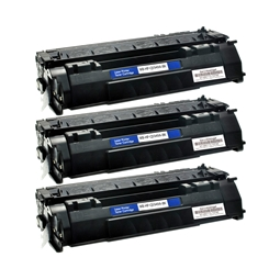 Logic-Seek 3 Toner kompatibel zu Canon Cartridge 708 0266B002 HC Schwarz