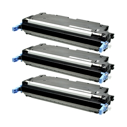 Logic-Seek 3 Toner kompatibel zu Canon Cartridge 711BK 1660B002 HC Schwarz