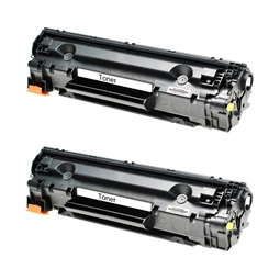Logic-Seek 2 Toner kompatibel zu Canon Cartridge 712 XXL 1870B002 HC Schwarz