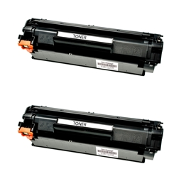 Logic-Seek 2 Toner kompatibel zu Canon Cartridge 713 XXL 1871B002 HC Schwarz