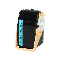 Logic-Seek  Toner kompatibel zu Xerox Phaser 7100 106R02599 HC Cyan