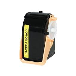 Logic-Seek  Toner kompatibel zu Xerox Phaser 7100 106R02601 HC Yellow