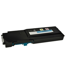 Logic-Seek  Toner kompatibel zu Dell C2660 XL 488NH 593-BBBT HC Cyan