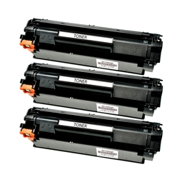 Logic-Seek 3 Toner kompatibel zu Canon Cartridge 714 1153B002 HC Schwarz