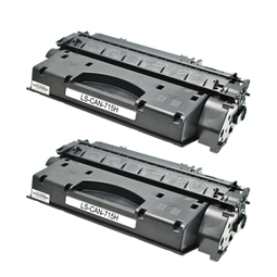 Logic-Seek 2 Toner kompatibel zu Canon Cartridge 715 1976B002 HC Schwarz