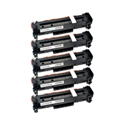 Logic-Seek 5 Toner kompatibel zu Canon Cartridge 718 HC