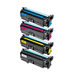 Logic-Seek 4 Toner kompatibel zu Canon Cartridge 723 HC