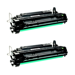 Logic-Seek 2 Toner kompatibel zu Canon Cartridge 724 3481B002 HC Schwarz