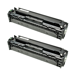 Logic-Seek 2 Toner kompatibel zu Canon Cartridge 731H 6273B002 HC Schwarz