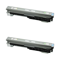 Logic-Seek 2 Toner kompatibel zu Canon C-EXV8 7629A002 HC Schwarz