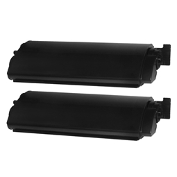 Logic-Seek 2 Toner kompatibel zu Canon C-EXV9 8640A002 HC Schwarz