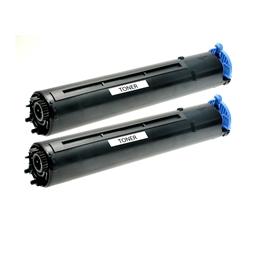 Logic-Seek 2 Toner kompatibel zu Canon C-EXV18 0386B002 HC Schwarz