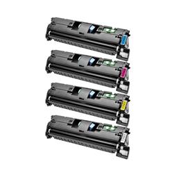 Logic-Seek 4 Toner kompatibel zu Canon EP-87 HC