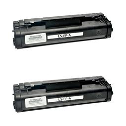 Logic-Seek 2 Toner kompatibel zu Canon EPA 1548A003 HC Schwarz