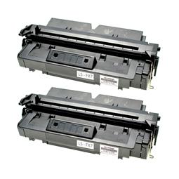Logic-Seek 2 Toner kompatibel zu Canon FX-7 7621A002 HC Schwarz