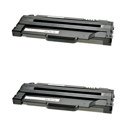 Logic-Seek 2 Toner kompatibel zu Dell 1130 7H53W 593-10961 HC Schwarz