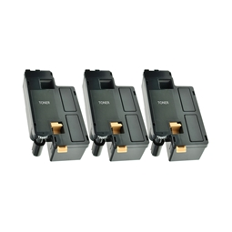 Logic-Seek 3 Toner kompatibel zu Dell 1760 DC9NW 593-11140 HC Schwarz