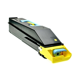 Logic-Seek  Toner kompatibel zu Kyocera TK-855Y 1T02H7AEU0 HC Yellow