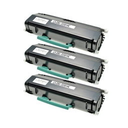 Logic-Seek 3 Toner kompatibel zu Dell 3330 XL P981R 593-10840 HC Schwarz