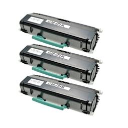 Logic-Seek 3 Toner kompatibel zu Dell 3333 XL N27GW 593-11053 HC Schwarz