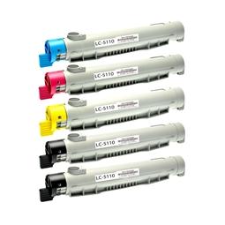 Logic-Seek 5 Toner kompatibel zu Dell 5110 HC