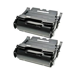 Logic-Seek 2 Toner kompatibel zu Dell 5210 TD381 595-10009 HC Schwarz