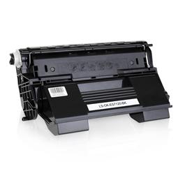 Logic-Seek  Toner kompatibel zu OKI ES7120 1279301 HC Schwarz