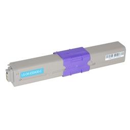 Logic-Seek  Toner kompatibel zu OKI ES5430 44469742 HC Cyan