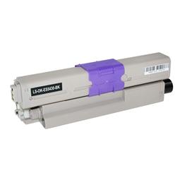 Logic-Seek  Toner kompatibel zu OKI ES5430 44469814 HC Schwarz
