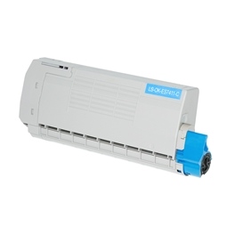 Logic-Seek  Toner kompatibel zu OKI ES7411 44318619 HC Cyan