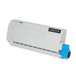 Logic-Seek  Toner kompatibel zu OKI ES7411 44318620 HC Schwarz