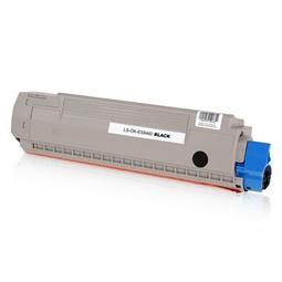 Logic-Seek  Toner kompatibel zu OKI ES8460 44059232 HC Schwarz