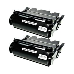 Logic-Seek 2 Toner kompatibel zu Dell M5200 595-10003 HC Schwarz