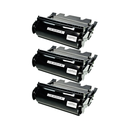 Logic-Seek 3 Toner kompatibel zu Dell M5200 595-10003 HC Schwarz