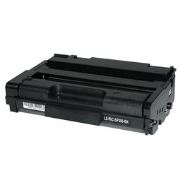 Logic-Seek  Toner kompatibel zu Ricoh Aficio SP 300 406956 HC Schwarz