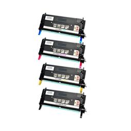 Logic-Seek 4 Toner kompatibel zu Epson C3800 HC