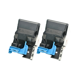 Logic-Seek 2 Toner kompatibel zu Epson C3900 S050593 C13S050593 HC Schwarz