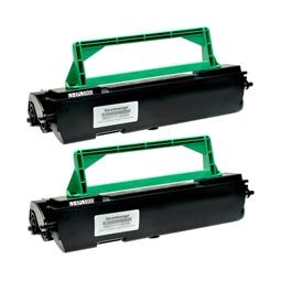 Logic-Seek 2 Toner kompatibel zu Epson EPL-5900 S050087 C13S050087 HC Schwarz