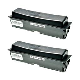 Logic-Seek 2 Toner kompatibel zu Epson M2300 M2400 XL 0583 C13S050583 HC Schwarz