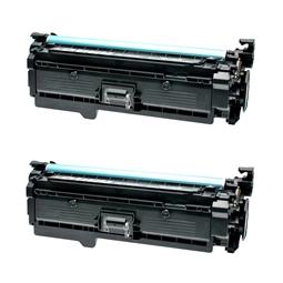 Logic-Seek 2 Toner kompatibel zu HP 507X CE400X HC Schwarz