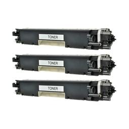 Logic-Seek 3 Toner kompatibel zu HP 130A CF350A HC Schwarz