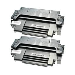 Logic-Seek 2 Toner kompatibel zu HP 98A 92298A HC Schwarz