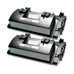 Logic-Seek 3 Toner kompatibel zu HP 64X CC364X HC Schwarz