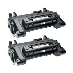 Logic-Seek 2 Toner kompatibel zu HP 64A CC364A HC Schwarz