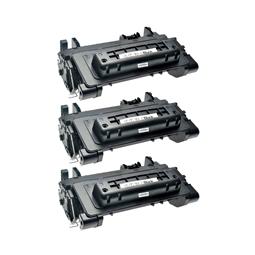 Logic-Seek 3 Toner kompatibel zu HP 64A CC364A HC Schwarz