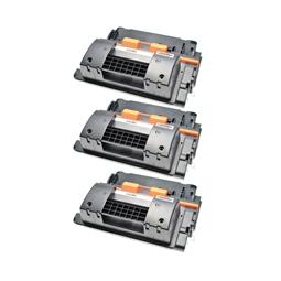 Logic-Seek 3 Toner kompatibel zu HP 90X CE390X HC Schwarz