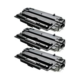 Logic-Seek 3 Toner kompatibel zu HP 14X CF214X HC Schwarz